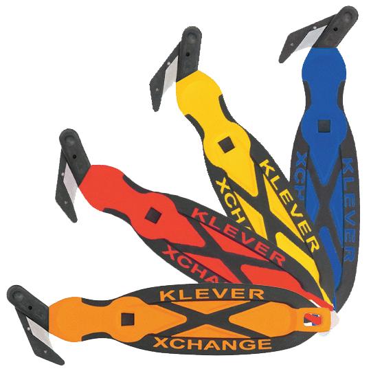 KLEVER X-CHANGE SAFETY KNIVES
